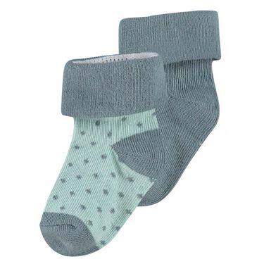 Noppies newborn sokjes 2 stuks -