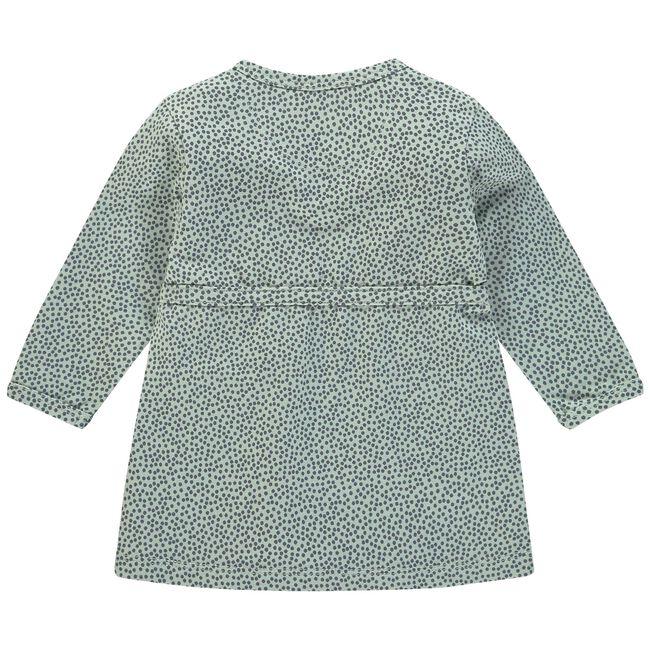 Noppies newborn meisjes jurkje - Mintgreen