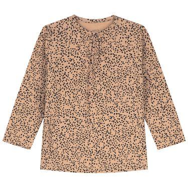 Prénatal baby shirt - Light Taupe Brown