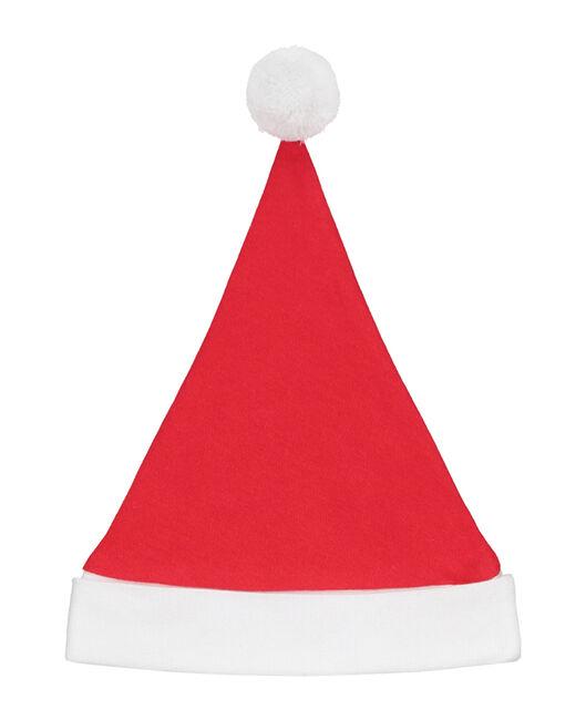 Prénatal baby kerstmuts 68/74 - Red