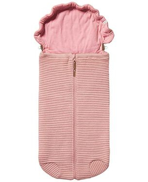 Joolz Essentials Ribbed Nest - Pink