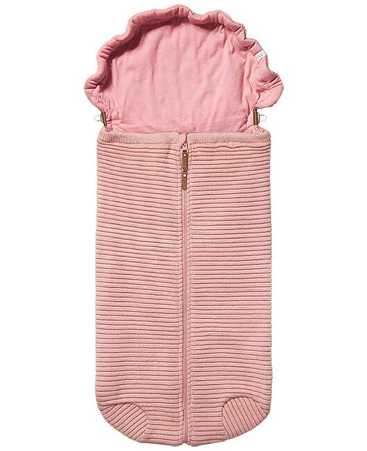 Joolz Essentials Ribbed Nest - Pink