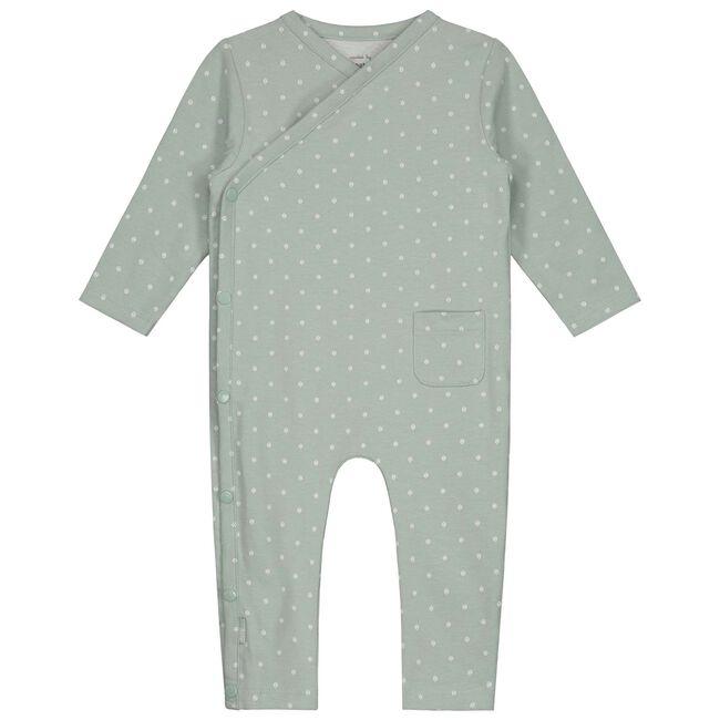 Prénatal newborn unisex onesie - Mintgreen