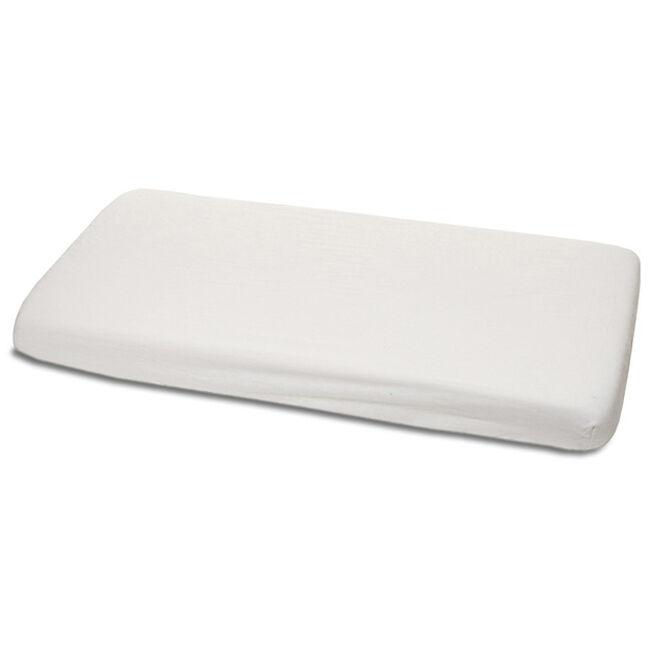 Prénatal junior hoeslaken molton - White