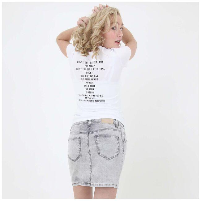 Love2Wait zwangerschaps t-shirt -