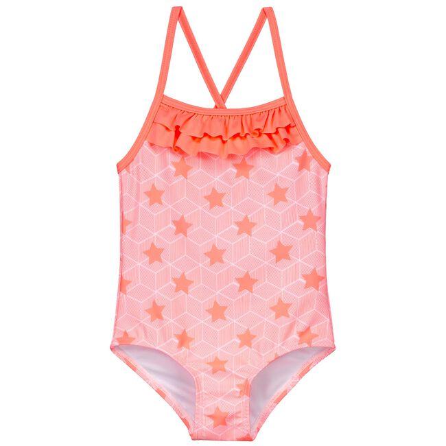Prenatal meisjes badpak - Neon Pink