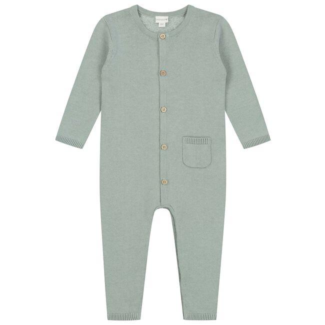 Prénatal newborn jongens 1-delig pakje - Dark Mint Green