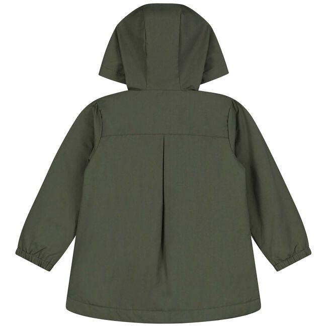 Prenatal peuter meisjes zomerjas - Dark Khaki Green