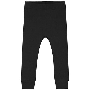 Prénatal baby legging rib - Night Black