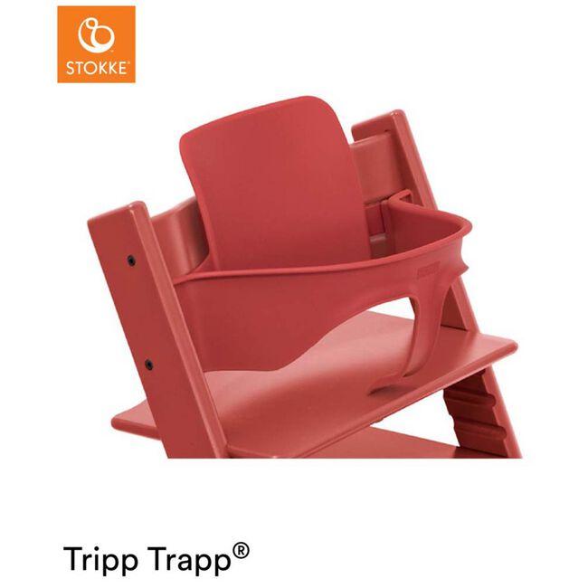 Stokke Tripp Trapp Babyset - Lightred