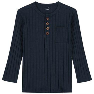 Prénatal baby shirt - Dark Blueshade