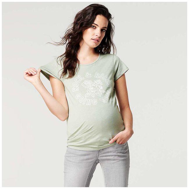 Supermom zwangerschaps t-shirt -