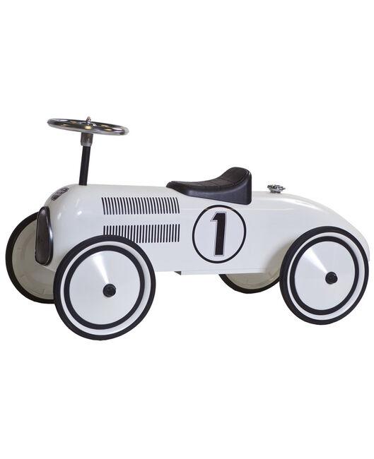 Retro Roller loopauto Lewis - White