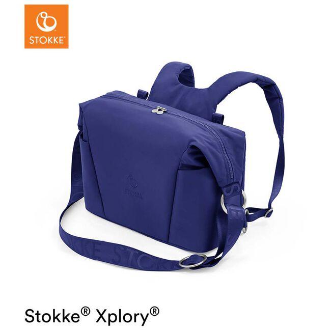 Stokke Xplory X luiertas - Royal Blue