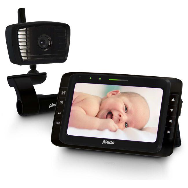 Alecto DVM-250ZT babyfoon - Black