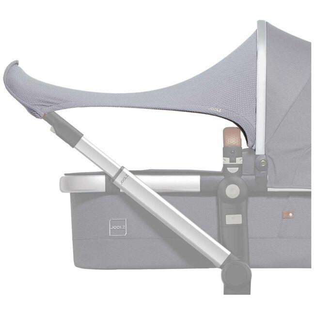 Joolz Comfort Cover zonnescherm - Grey