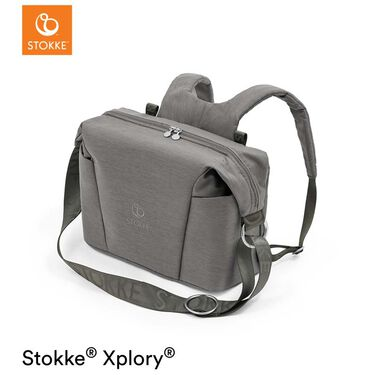 Stokke Xplory X luiertas - Modern Grey