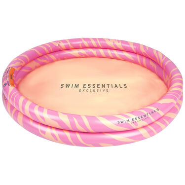 Swim Essentials zwembad zebra 100cm -