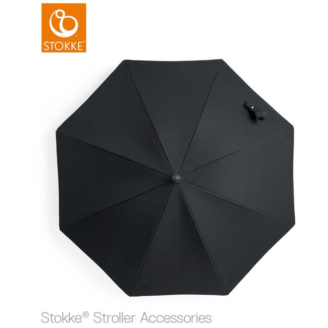 Stokke parasol universeel - Black