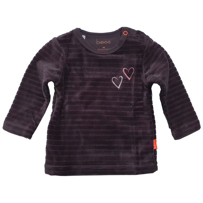 Bess meisjes t-shirt - Black