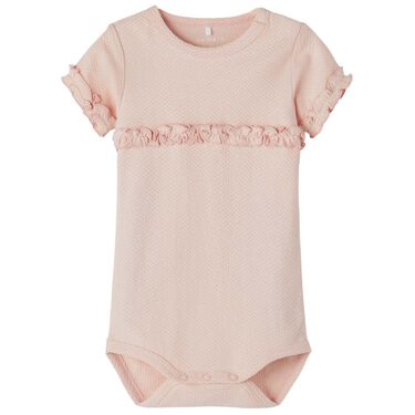 Name it baby body - Light Pink