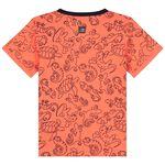Prénatal peuter T-shirt - Neon Orange