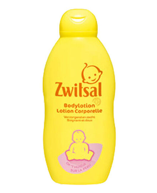 Zwitsal bodylotion - Onbekend