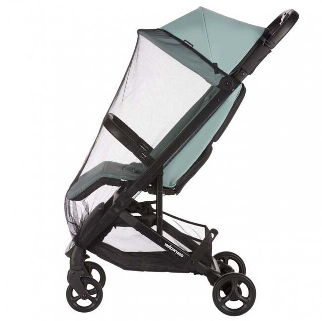 Easywalker Miley muskietennet - Black