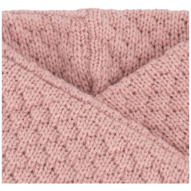 Prénatal peuter meisjes colsjaal - Violet Pink