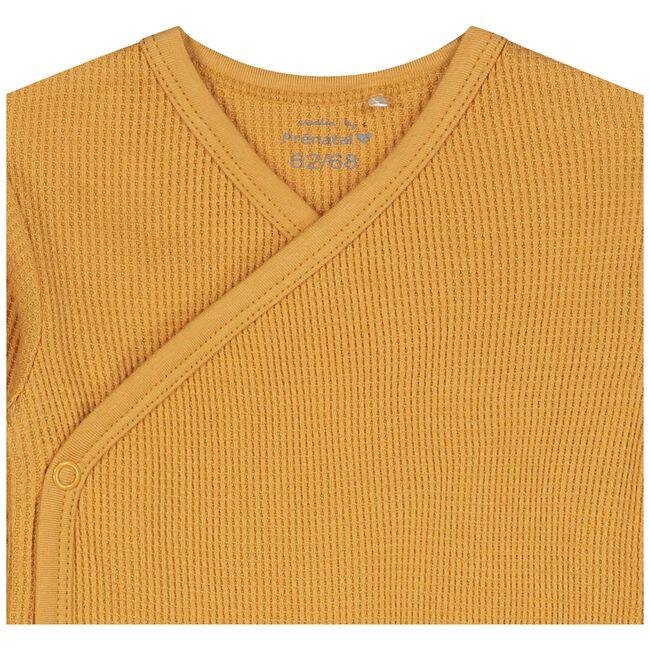 Prénatal overslagromper - Light Yellow Brown