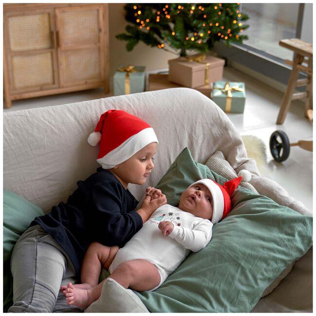 Prénatal baby kerstmuts 68/74 -