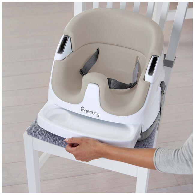Ingenuity Babybase 2-in-1 seat - Midbrown