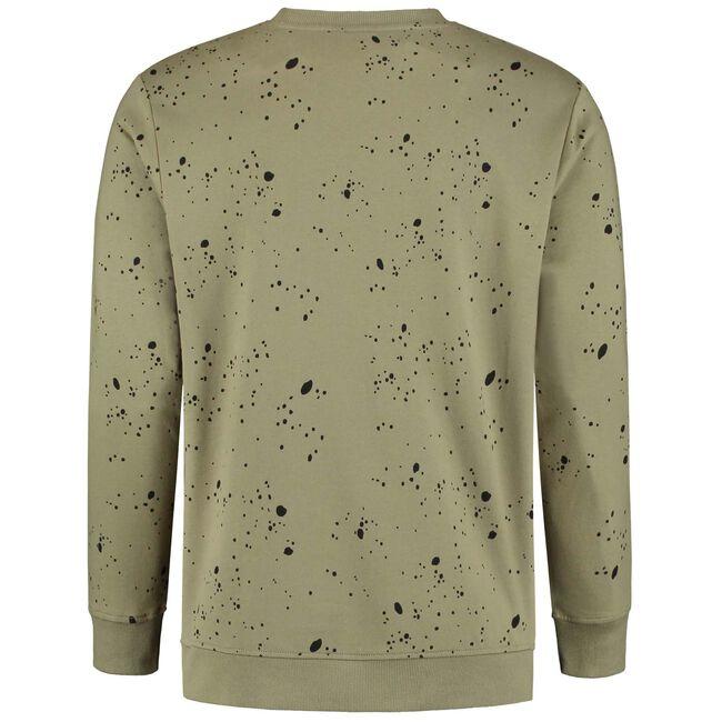 Prénatal unisex adult sweater - Khakigreen