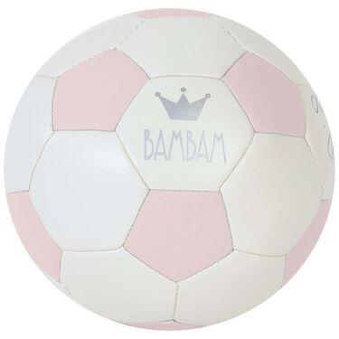 BamBam voetbal - Light Pink