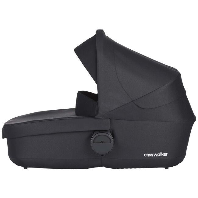 Easywalker Harvey2 Premium reiswieg - Premium Onyx Black