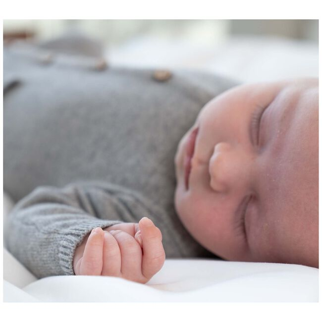 Prénatal newborn unisex 1-delig pakje - Cloud Grey Melange