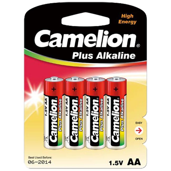 Camelion batterij penlite AA - Multi