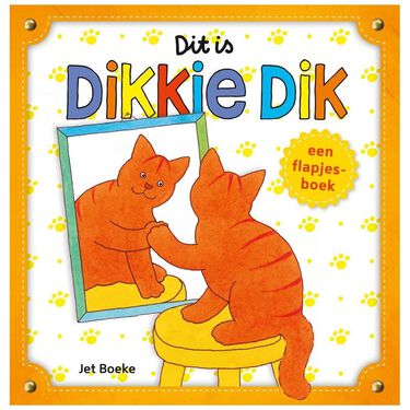 Dit is Dikkie Dik flapjesboek - Multi