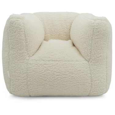 Jollein fauteuil beanbag teddy -
