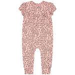 Prenatal newborn meisjes pakje - Mid Pink
