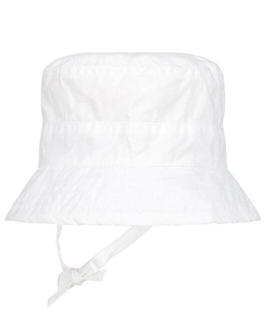Prénatal jongens zonnehoedje - White
