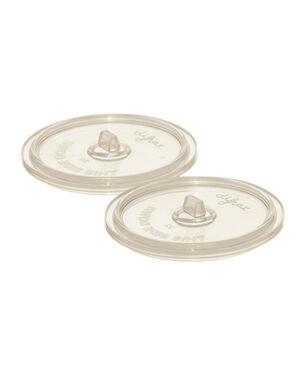 Difrax ventiel s-fles 2 stuks -