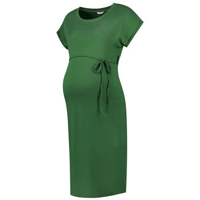 Prénatal zwangerschapsjurk - Leaf Gree