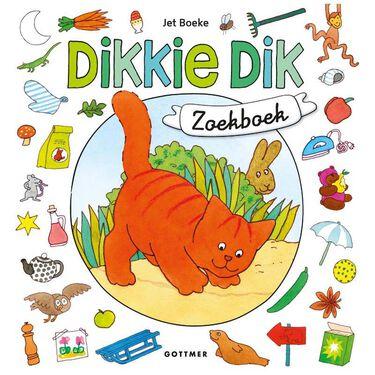 Dikkie Dik zoekboek -