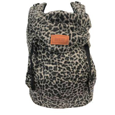 ByKay Click Carrier Classic draagzak furry leopard -