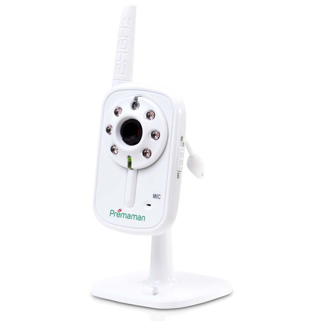 Premaman babyfoon P43427 - White