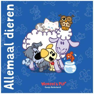Woezel & Pip allemaal dieren -