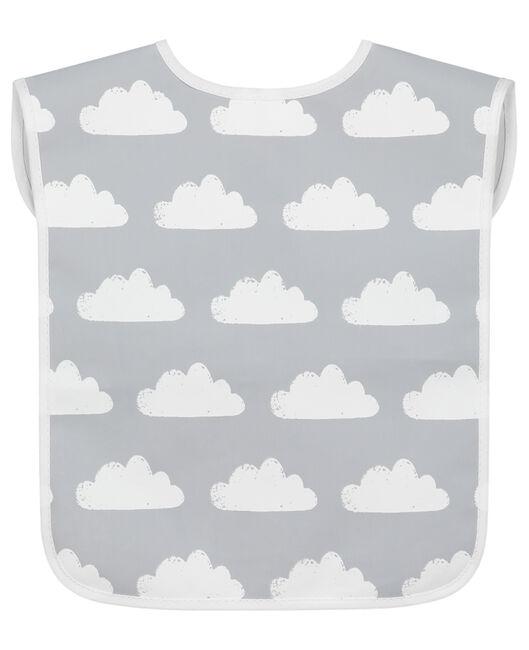 Prenatal plastic slab wolken - Lightgrey