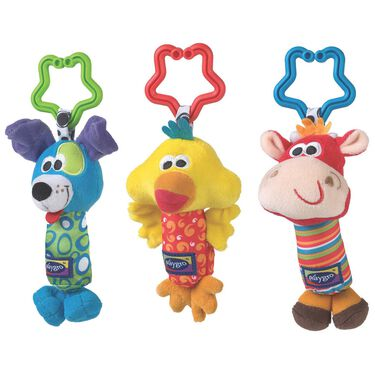 Playgro Tinkle Trio -