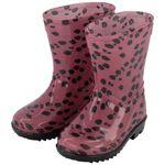 Prénatal peuter meisjes regenlaars - Pinkshade